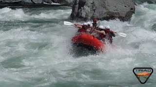 Triad River Tours - The Skykomish River | Washington Whitewater Rafting | Guided River Trips thumbnail
