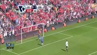 HD качество. Челси Ливерпуль 2 0.Обзор голов.