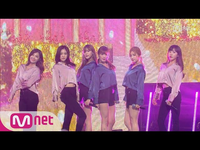 [Apink - Only One] KPOP TV Show | M COUNTDOWN 161013 EP.496