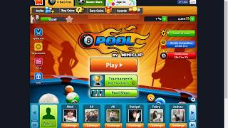 how to reach someone's fb account from 8 ball pool unique id