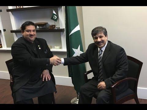 Sohni Dharti Pakistan Nov19th 2017 With Defense Minister Khurram Dastgir Khan
