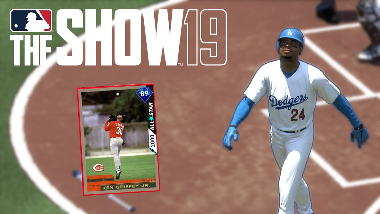 8aa5eb0712 89 Ken Griffey Jr Debut! | MLB The Show 19 | Ranked Seasons - YouTube