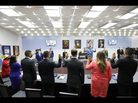 Presidente Maduro juramenta nuevos ministros, 20 de agosto de 2021