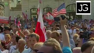 Andrzej Duda wygwizdany przez Polaków