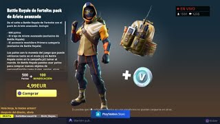 FORTNITE'S *NEW STORE* TODAY NOVEMBER 6 *NEW SKIN* FROM THE *NEW INITIATION PACK*