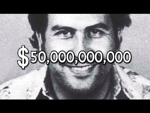 Top 10 Richest Drug Lords of All Time