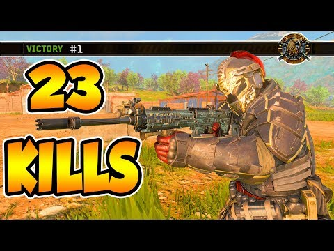 CoD BLACKOUT | 23 KiLL SOLO DUO WiN!!! FiNALLY GETTiNG BACK iN THE GROOVE!!