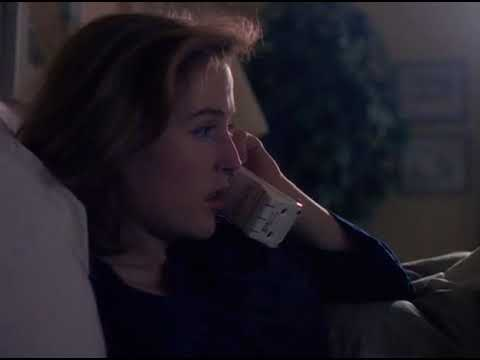 Download X-Files Dana Scully Jelly Jealous Season 3 Episode 12 War Of The Coprophages Dr. Bambi Cockroaches