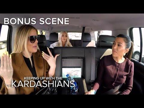 KUWTK | Khloe Kardashian Doesn't Want a Proposal Like Kim's | E!