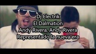 Espina de Rosa - Andy Rivera Ft Dalmata - letra