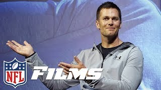 Facial Symmetry: It Makes You Born to Play Quarterback | NFL Films Presents