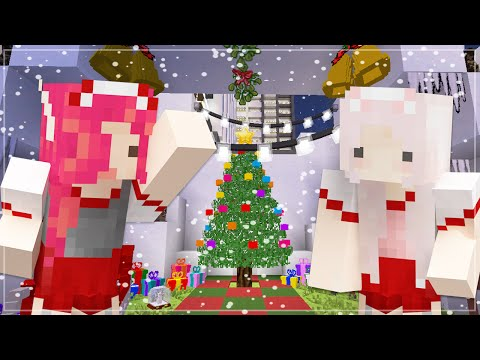 "Minecraft Maids ""CHRISTMAS DATE PART 4!"" Roleplay ♡38"