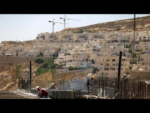 Israel approves 6,000 new Jewish settler homes, 700 for Palestinians