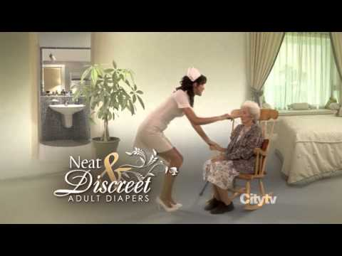 Adult Diapers Commercial
