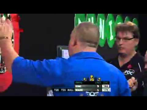 PDC The Masters 2014  - Final -  Wade (6) vs King (12)