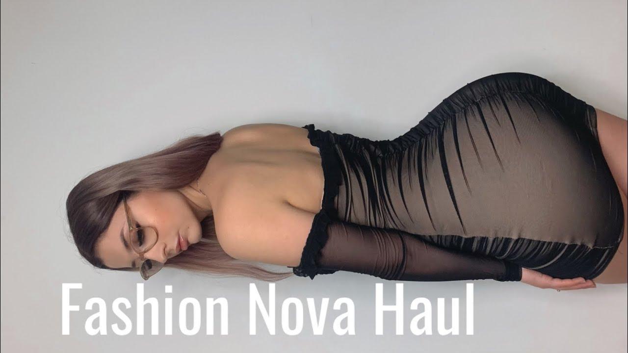 Huge Fashion Nova Haul !! | Lilith Cavaliere