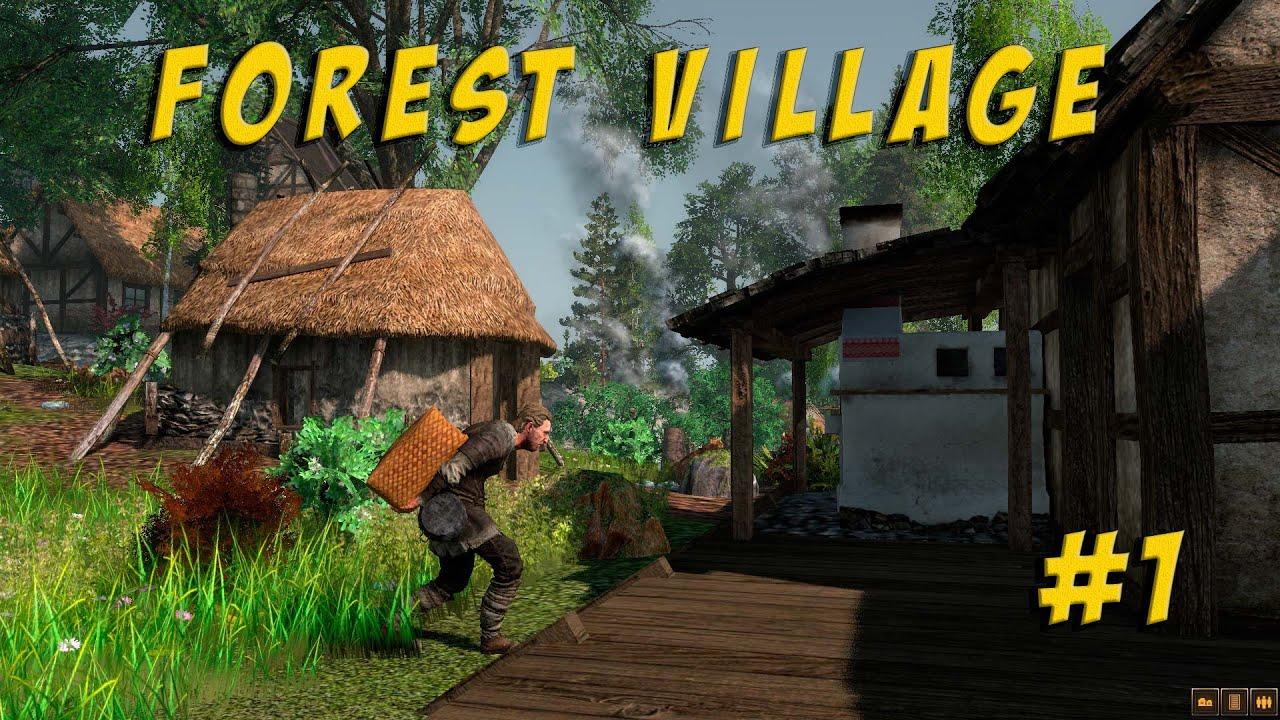 Forest village прохождение от артема черного