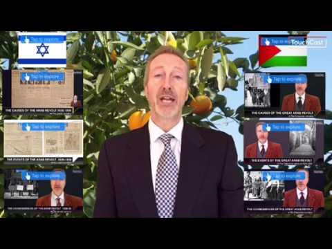 Parallel Histories: the Great Arab Revolt 1936-1939