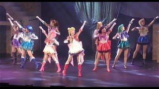 ミュージカル「美少女戦士セーラームーン」-Amour Eternal- が完成し、1...