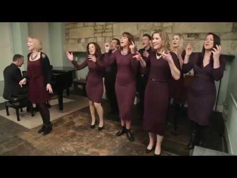 Vocal Works Gospel Choir - Joyful Joyful - Live in the Wedding Lounge (Wedding Choir)
