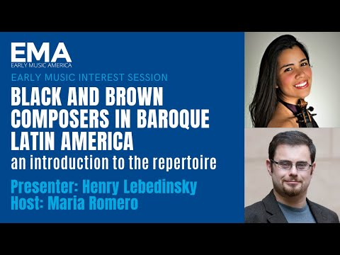 Black And Brown Composers In Baroque Latin America: An Introduction To The Repertoire