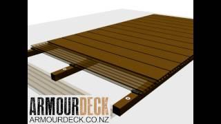 Armourdeck Composite Decking Installation Guide