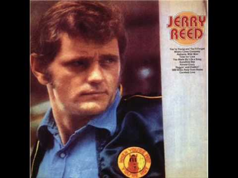 Jerry Reed - Huggin' And Chalkin'
