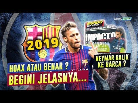 Kok Bisa Neymar Jr Akan Kembali Ke Barcelona? Begini Ceritanya... Mp3