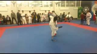 Omer Osmanli - Karate fight