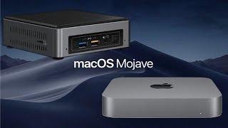 Intel NUC Hackintosh vs Mac Mini 2018 - есть ли смысл покупать?