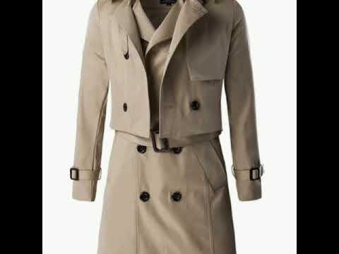 Stylish Ladies Designer Winter Jacket