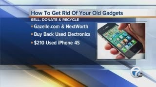 How to get rid of your old gadgets