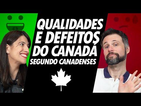 O MELHOR e O PIOR do CANADÁ segundo os Canadenses