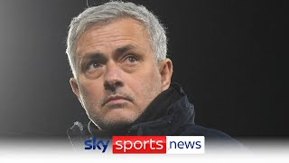 BREAKING: Jose Mourinho sacked by Tottenham Hotspur