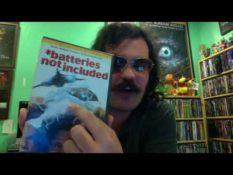 Batteries Not Included (1987) Movie Review