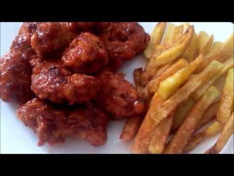Recetas de pollo 65