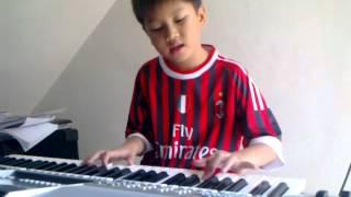 Rumor - butiran debu (piano)