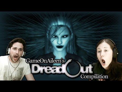 Game On Aileen's DreadOut Compilation (Acts I and II)
