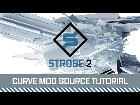 FXpansion Strobe2 Tutorial -  Curve Modulation Source