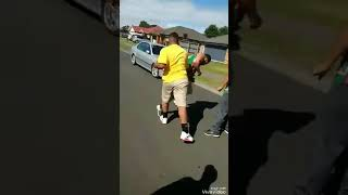 South Auckland fight