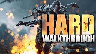 Battlefield 4 - Hard Difficulty Walkthrough - Mission 3: South China Sea (1/2)