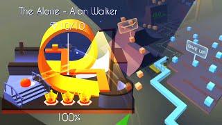 Dancing Line - The Alone (Alan Walker)