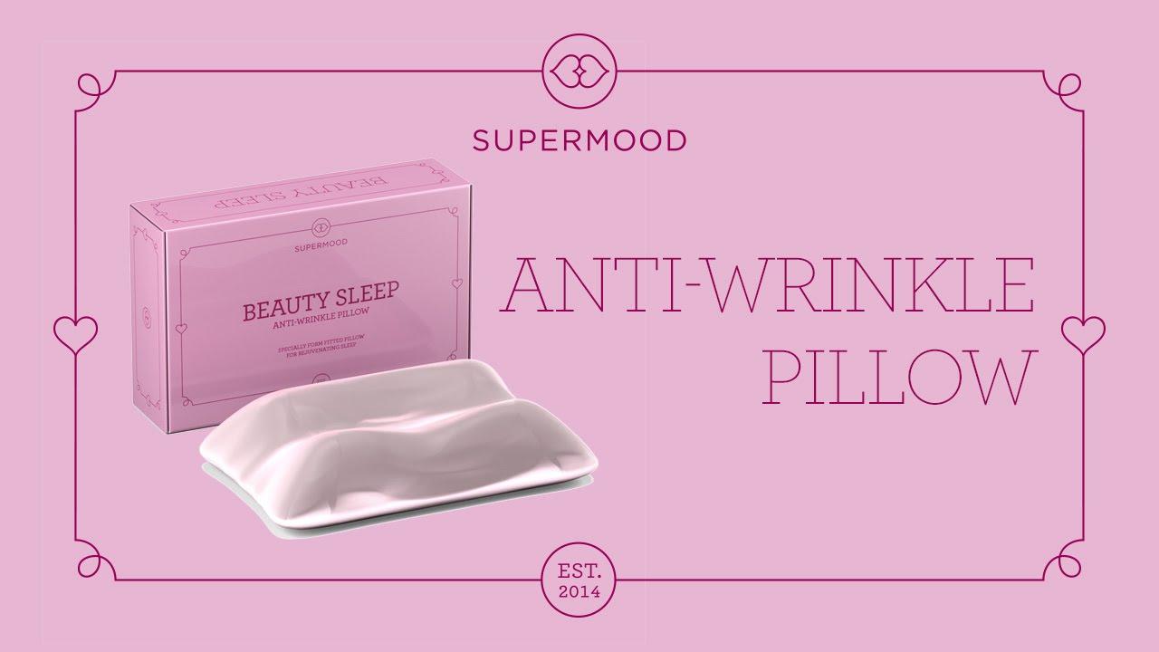 Anti Wrinkle Pillow - YouTube