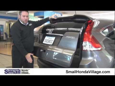 2012 Honda CR-V EX-L Video Review