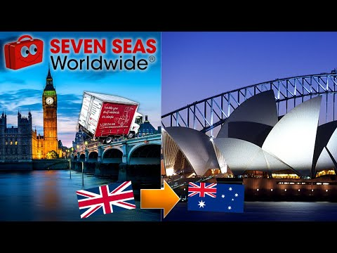 Shipping From UK To Australia | Seven Seas Movecube Review