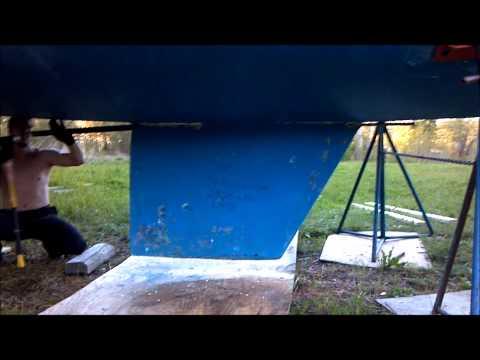 keel removal lead salvage basic tools