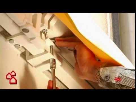 Wundervoll BAUHAUS TV - Montage einer Markise - YouTube MQ19