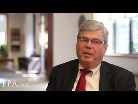 Charles A. Ford - Advancing U.S. Economic Interests Abroad