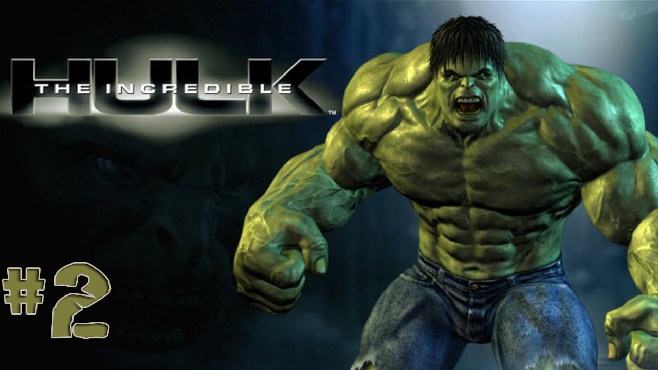 The Incredible Hulk – Walkthrough – Part 2 (PC) [HD]