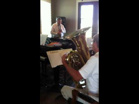 Aggie War Hymn Dixieland Jazz style